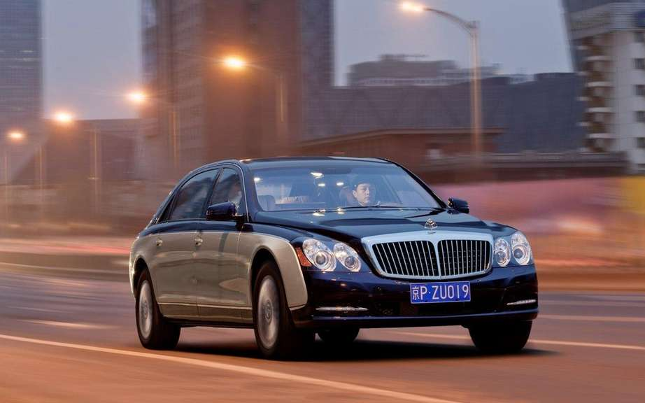 Maybach: A brand whose end approach picture #2