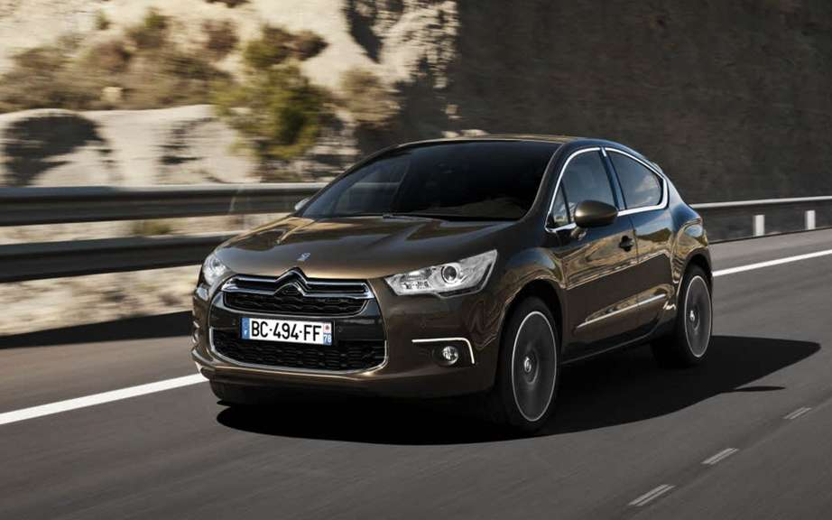 "Citroen DS5: Named ""Best Car of the Year"" by Top Gear picture #3"