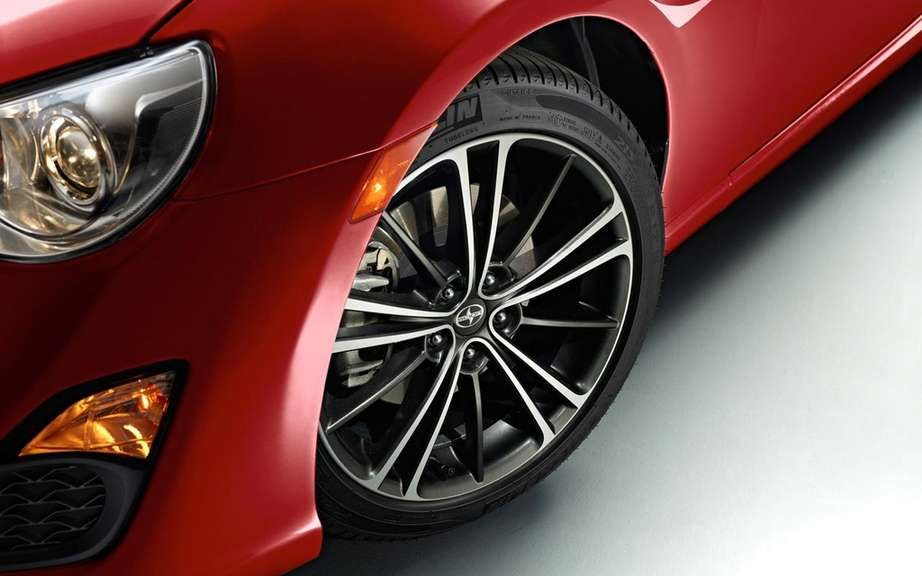 Scion FR-S: first official pictures picture #4
