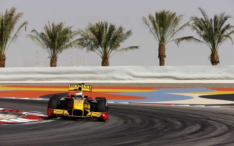 The Bahrain GP will take place, in principle ...