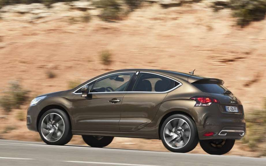 "Citroen DS5: Named ""Best Car of the Year"" by Top Gear picture #4"