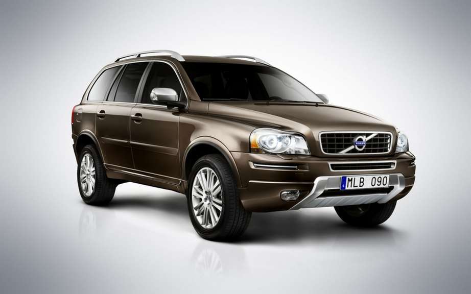 Volvo XC90 2013: from $ 49,900