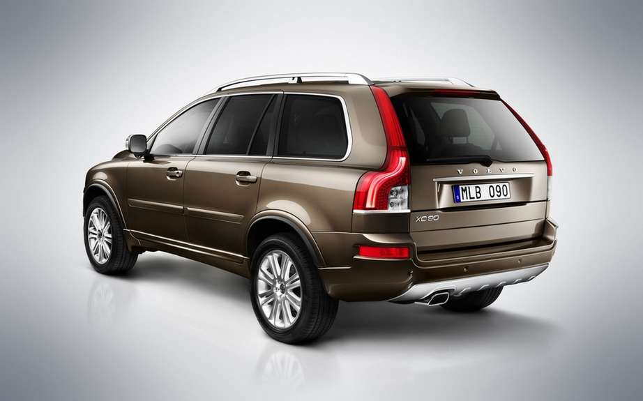 Volvo XC90 2013: from $ 49,900 picture #2
