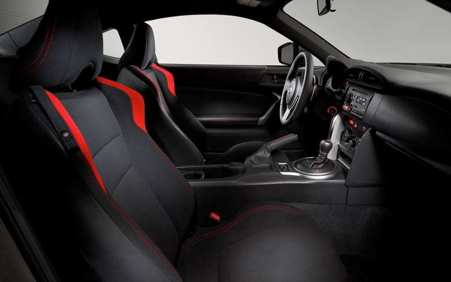 Scion FR-S: first official pictures picture #7