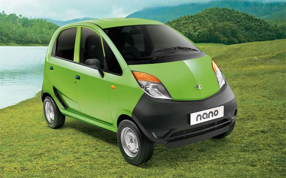 2012 Tata Nano: A more coloree vision
