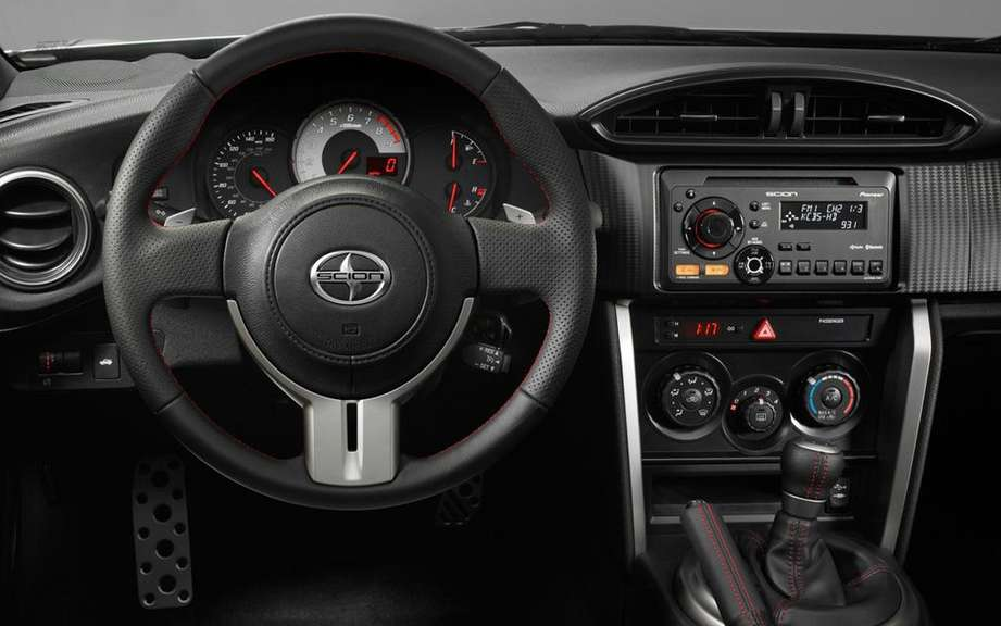 Scion FR-S: first official pictures picture #8