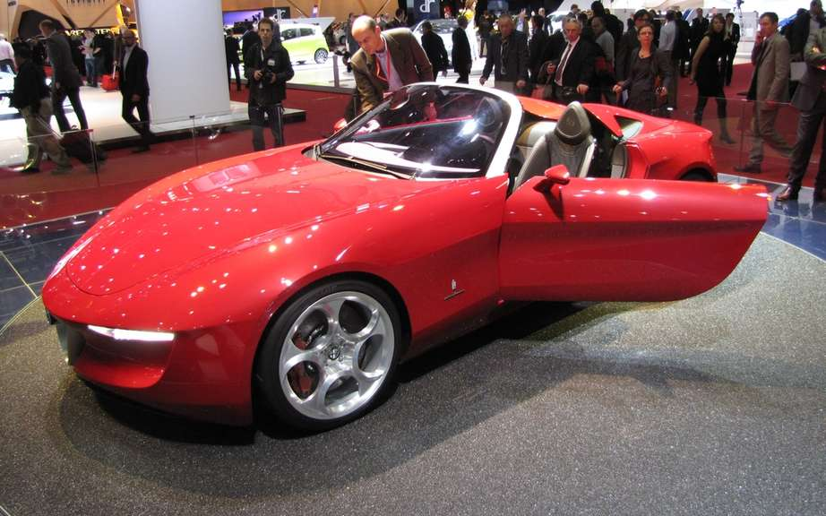 Alfa Romeo intends to confront the legendary Mazda MX-5 picture #1