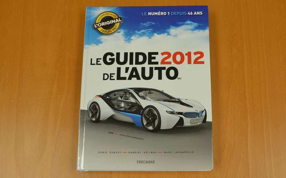 The Car Guide 2012 stands out ... again!