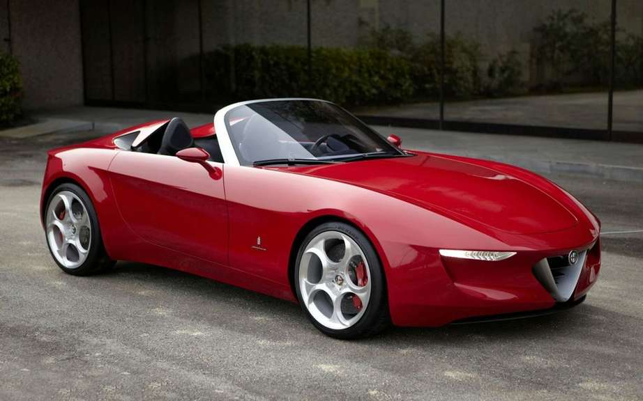 Alfa Romeo intends to confront the legendary Mazda MX-5 picture #3