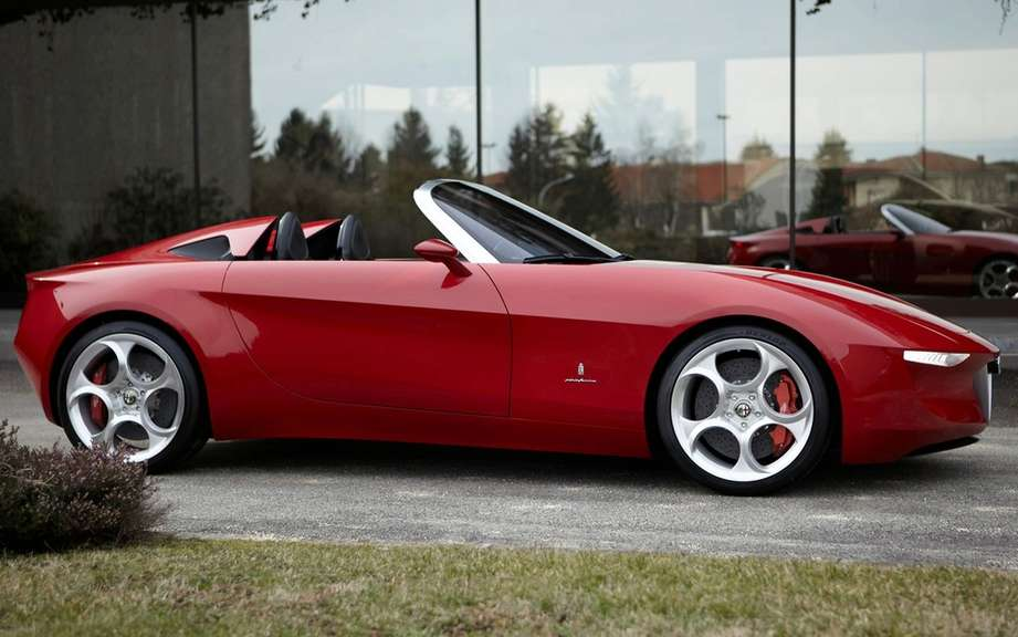 Alfa Romeo intends to confront the legendary Mazda MX-5 picture #4