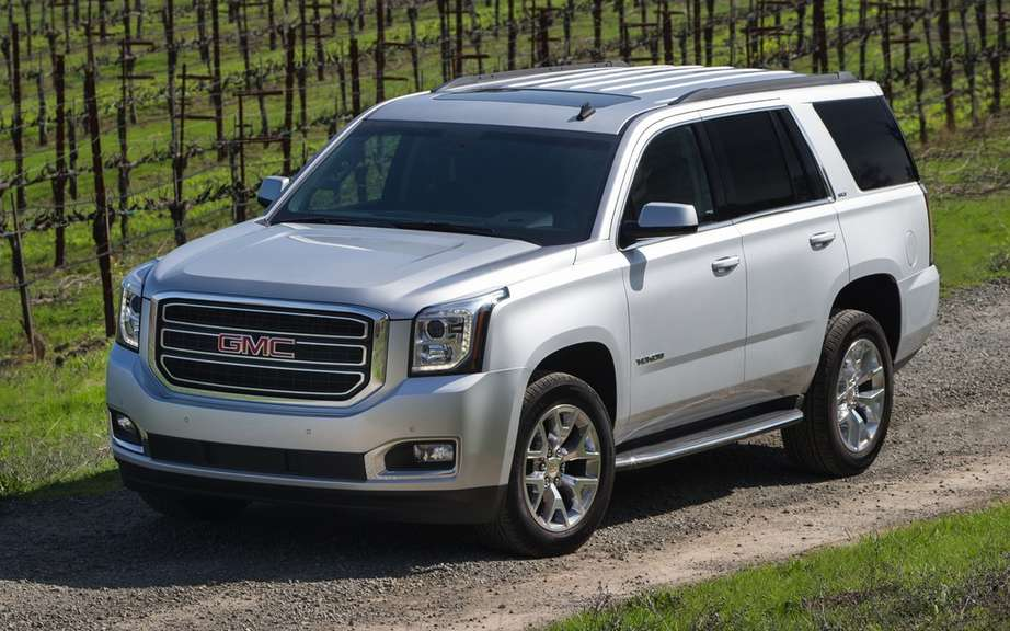 The most economical full-size SUV from Chevrolet and GMC picture #4