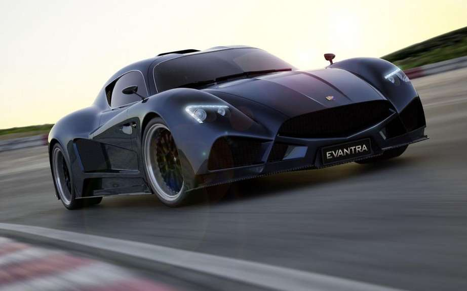 F & M Evantra: Another Italian bolide