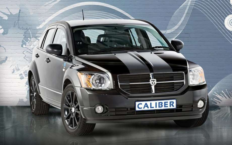Dodge puts an end to the production of its models Caliber and Nitro picture #1