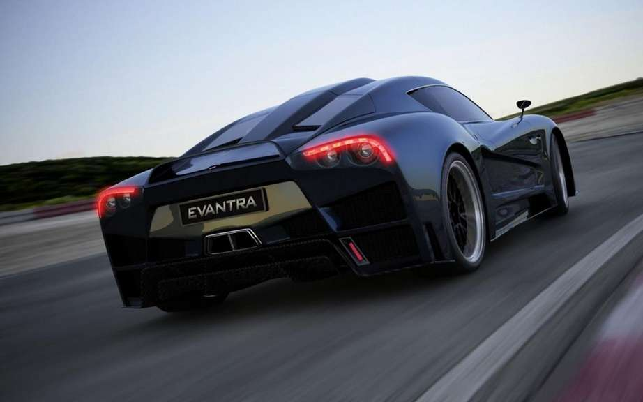F & M Evantra: Another Italian bolide picture #2