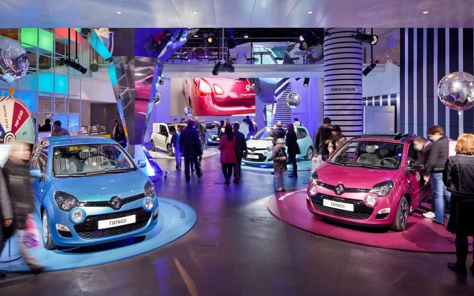 Renault Twingo Renault Workshop for the holidays picture #1