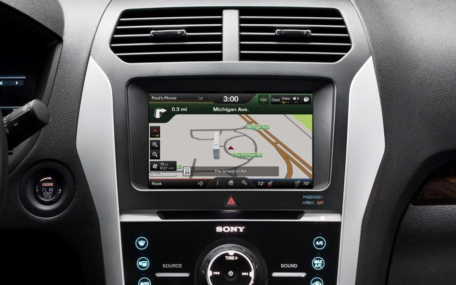 Ford improves its MyFord Touch system