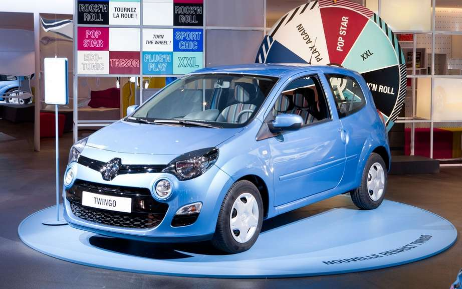 Renault Twingo Renault Workshop for the holidays picture #2