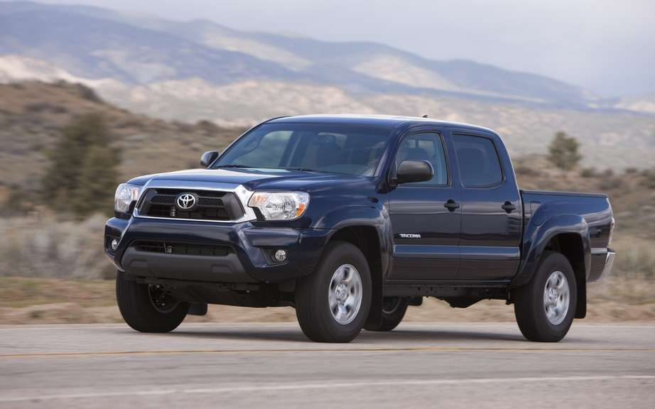 Toyota Tacoma 2012: revamped and improved