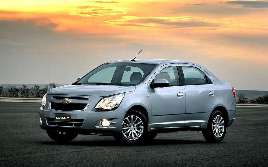Chevrolet Cobalt 2012: For emerging markets