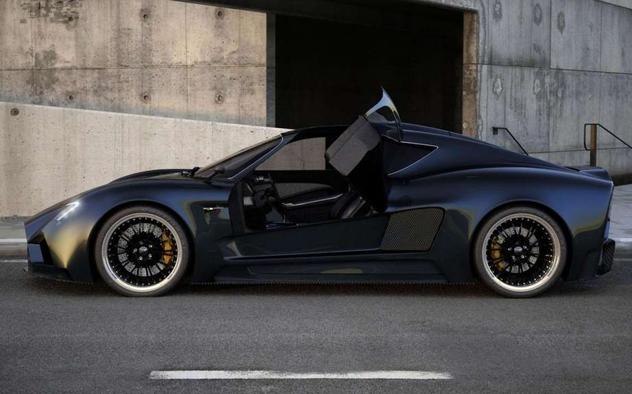 F & M Evantra: Another Italian bolide picture #5