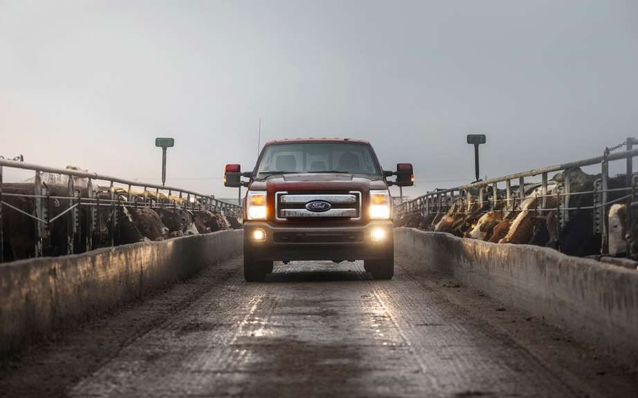 Even more power for the Ford F Series Super-Duty picture #6
