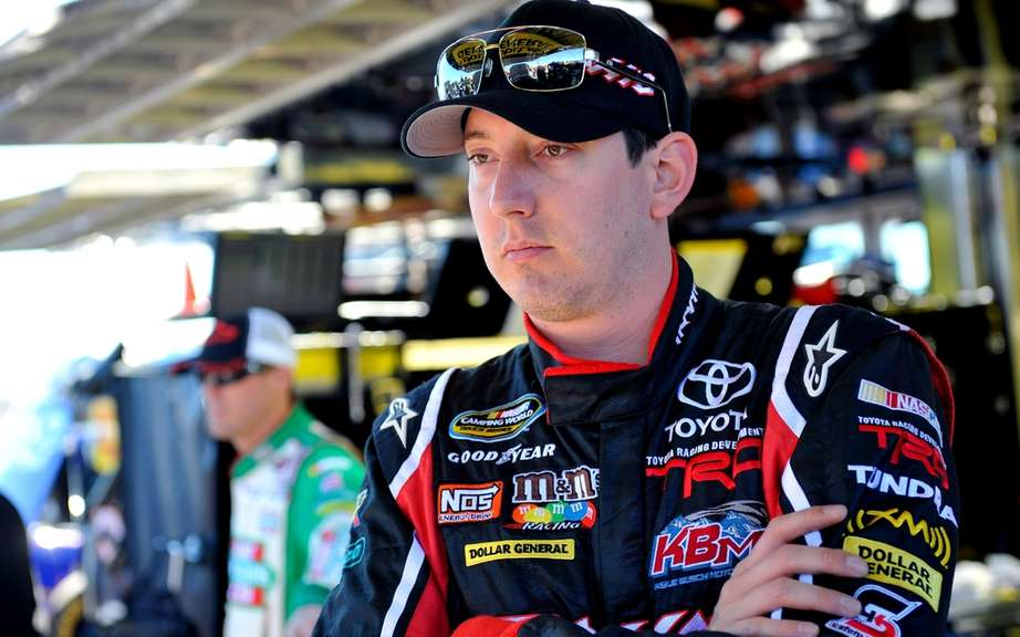 Kyle Busch under threat of permanent suspension!