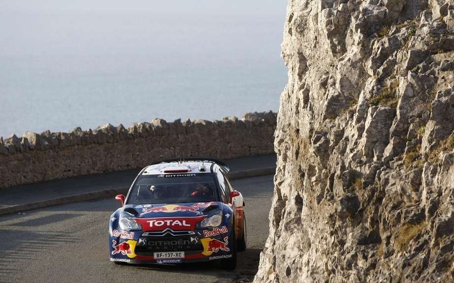 Hamilton returns to the success in F1; Loeb world champion rally picture #3