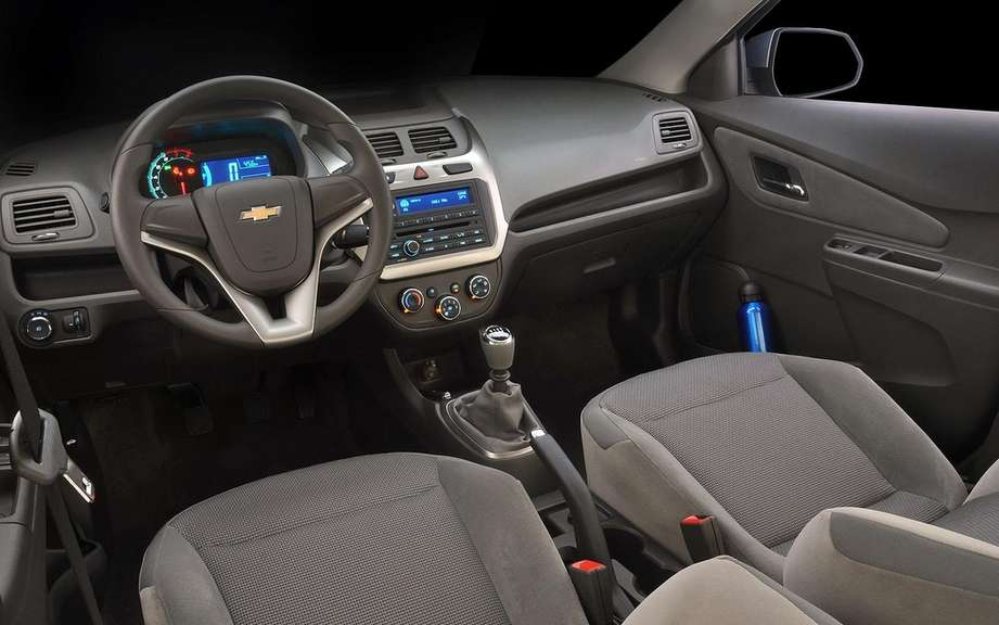 Chevrolet Cobalt 2012: For emerging markets picture #4