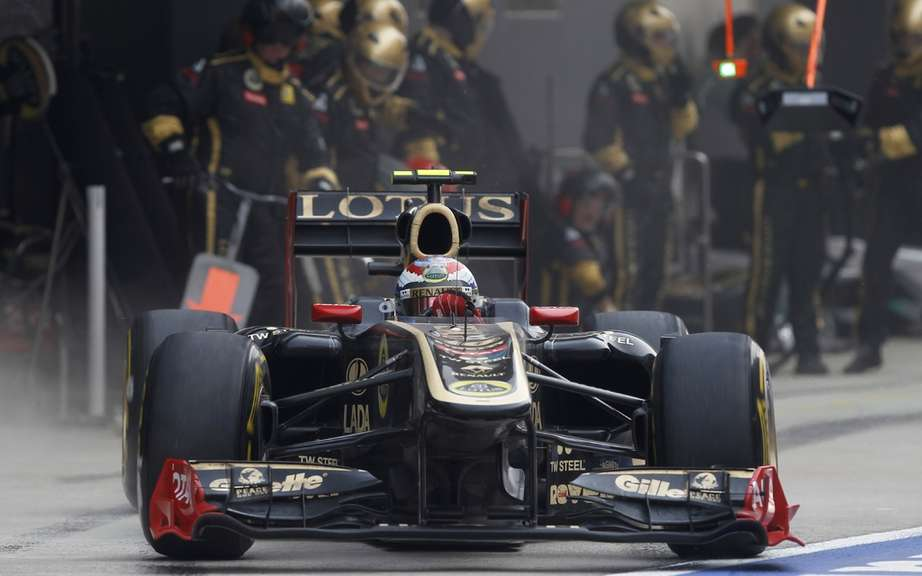 Three stables Formula 1 will be renamed in 2012!