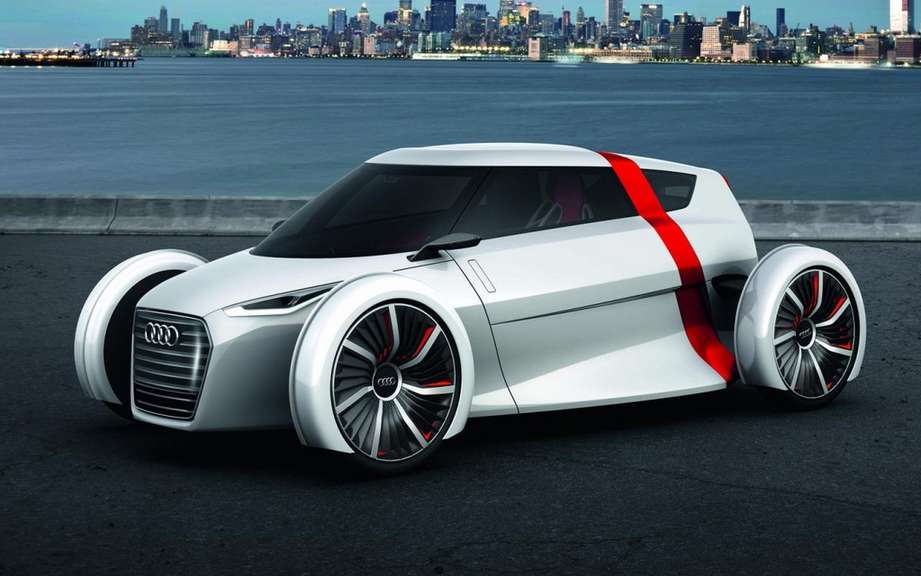Audi Urban Cup: From concept to model serial