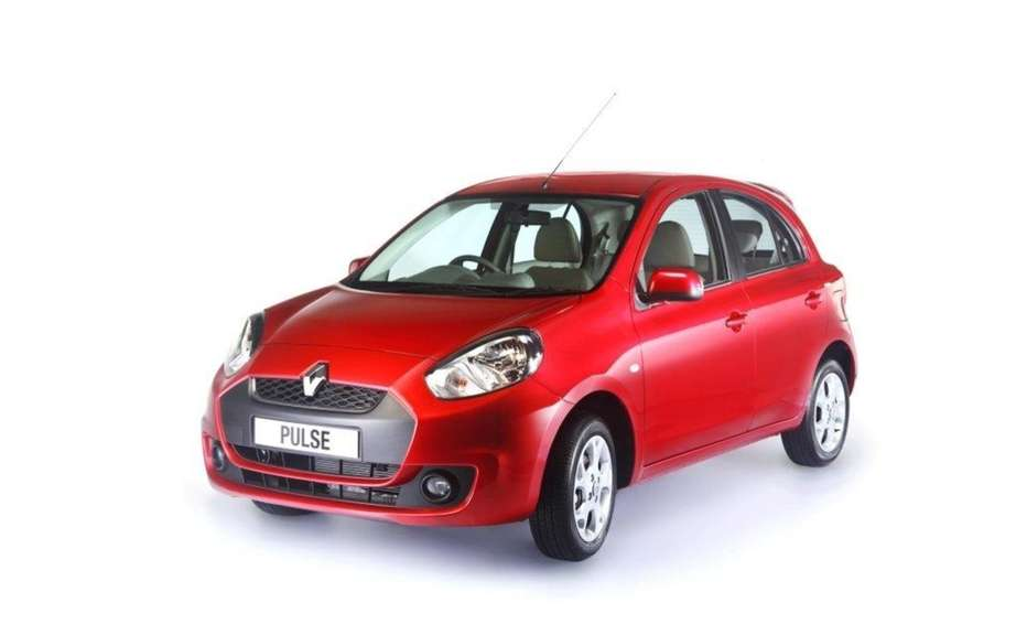 Renault Pulse: Clone of the Nissan Micra