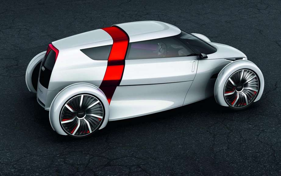 Audi Urban Cup: From concept to model serial picture #2