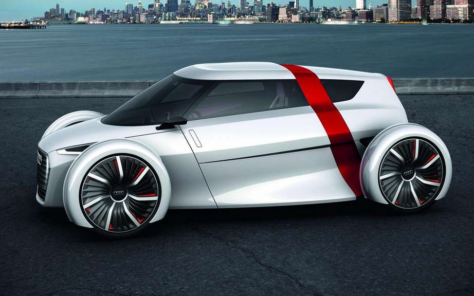 Audi Urban Cup: From concept to model serial picture #3