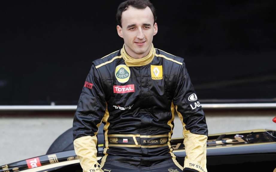 Robert Kubica uncertain for the 2012 season ... picture #1