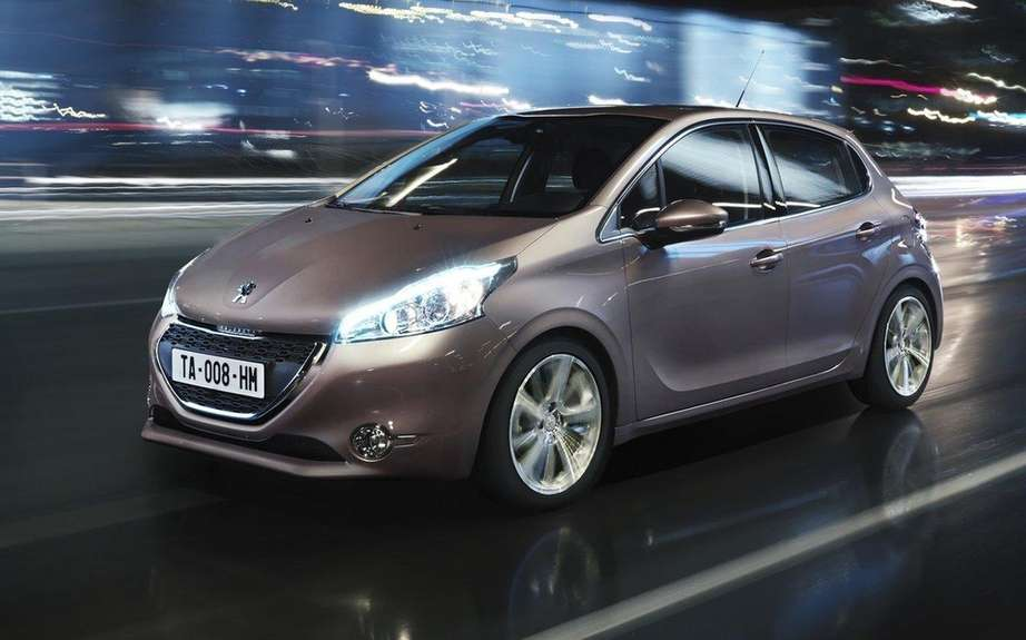 Peugeot 208 2012: Betrayed by the web picture #4