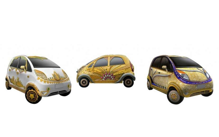 Tata Nano Goldplus: From least expensive to most expensive picture #2