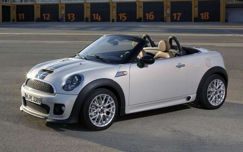 Mini Roadster 2012: The other funny to bibitte