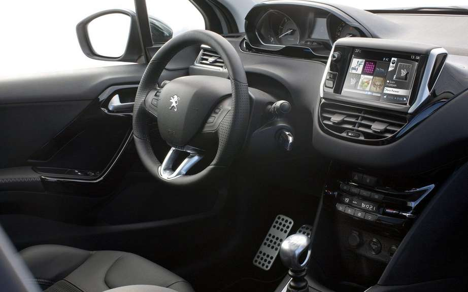 Peugeot 208 2012: Betrayed by the web picture #6