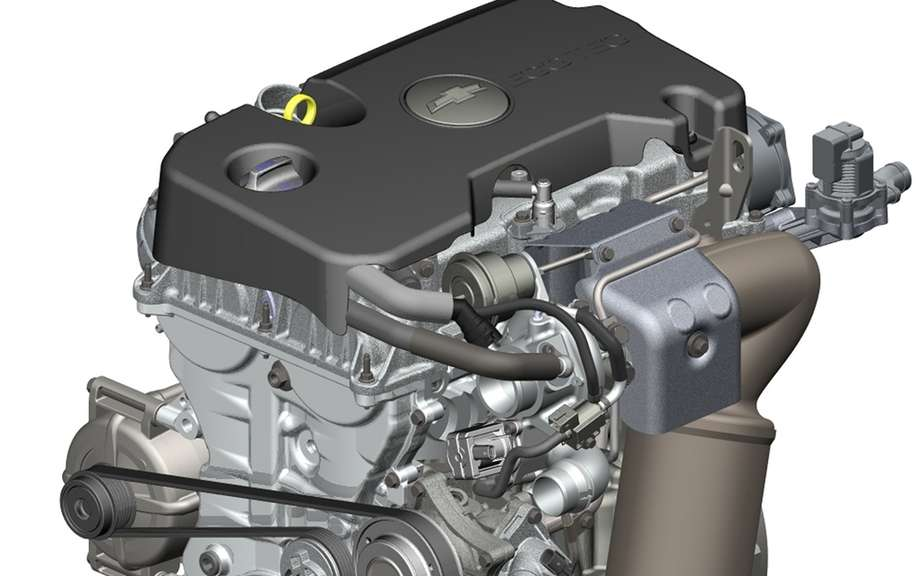 GM will develop engines smaller cylinder
