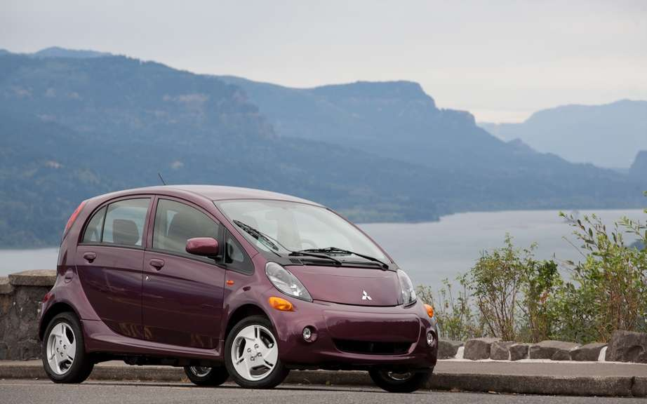 Mitsubishi starts production of its i-MiEV has destiny of North America picture #3