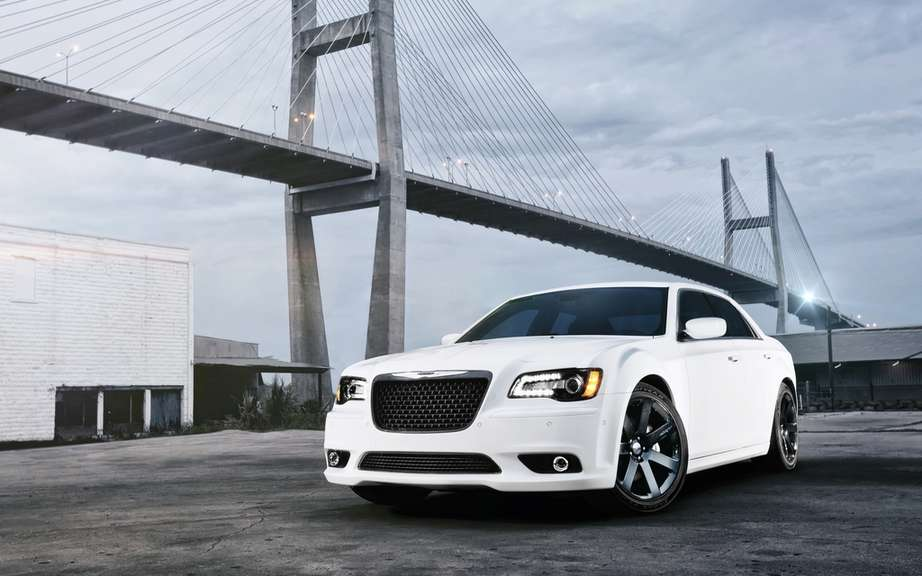 Chrysler 300 Touring: Do not even think about it!