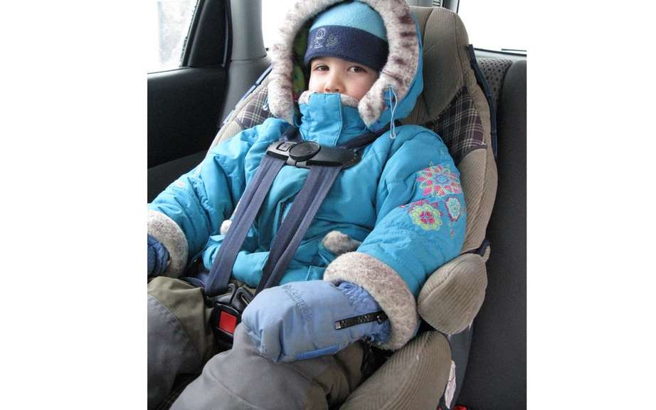 Entry into force of amendments to regulations on the safety of children's car seats picture #2