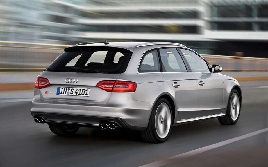 2012 Audi A4: New cosmetic retouching picture #6