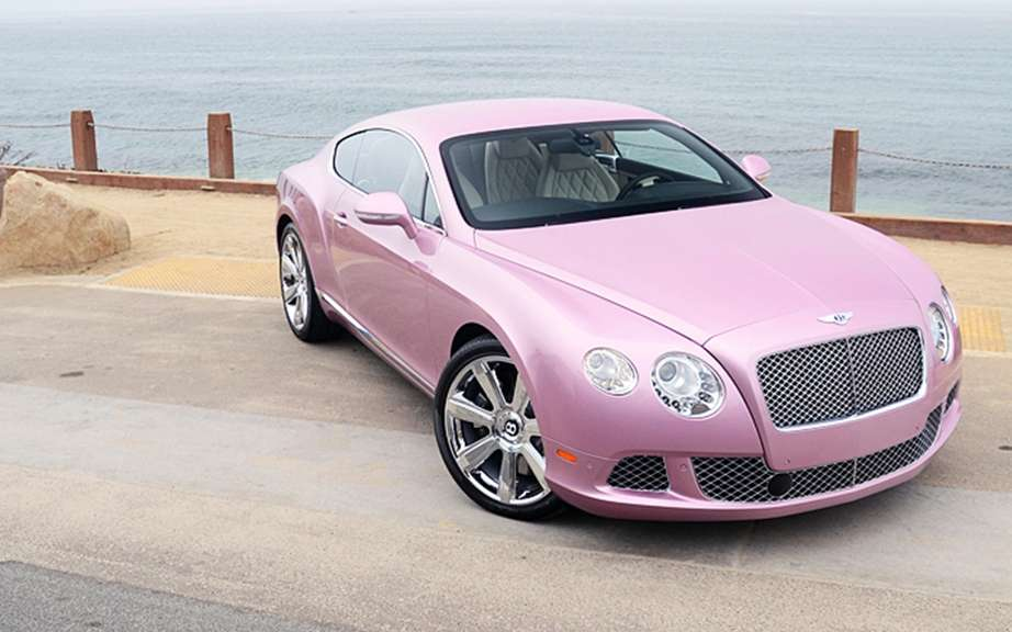 Bentley Continental GT edition