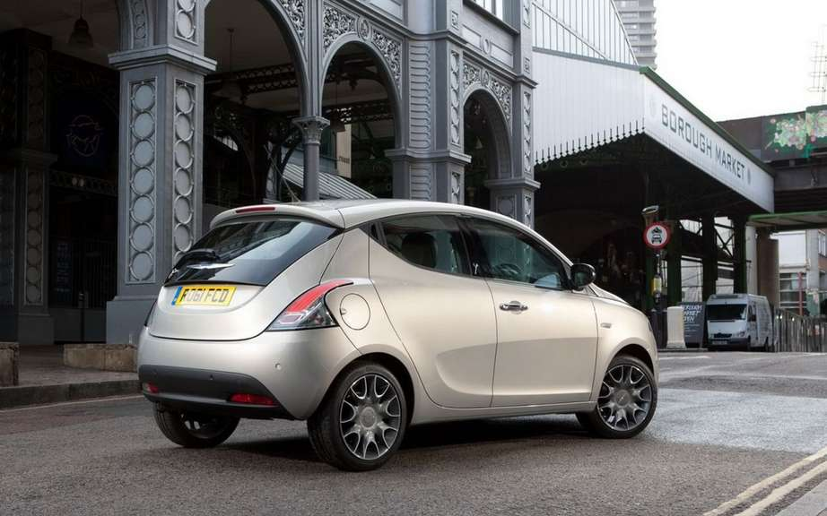 Chrysler Ypsilon: Reservee the British works, but ... picture #2
