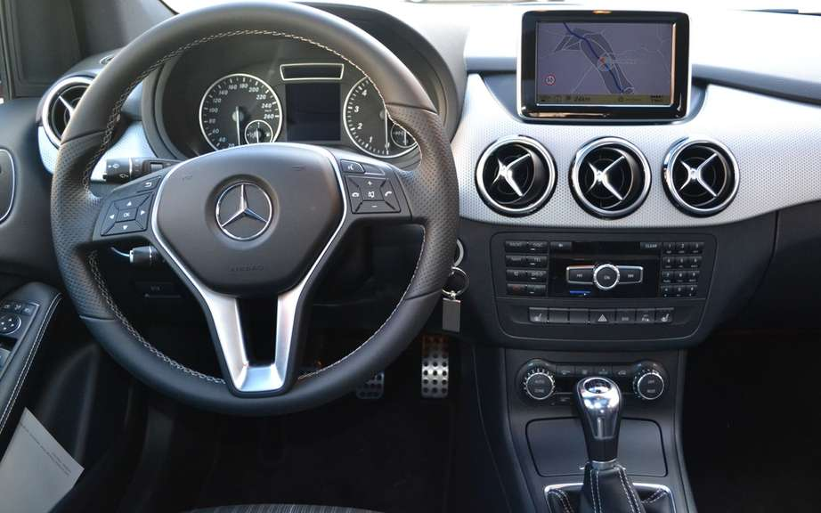 Mercedes-Benz B-Class 2013 will not go to USA! picture #3
