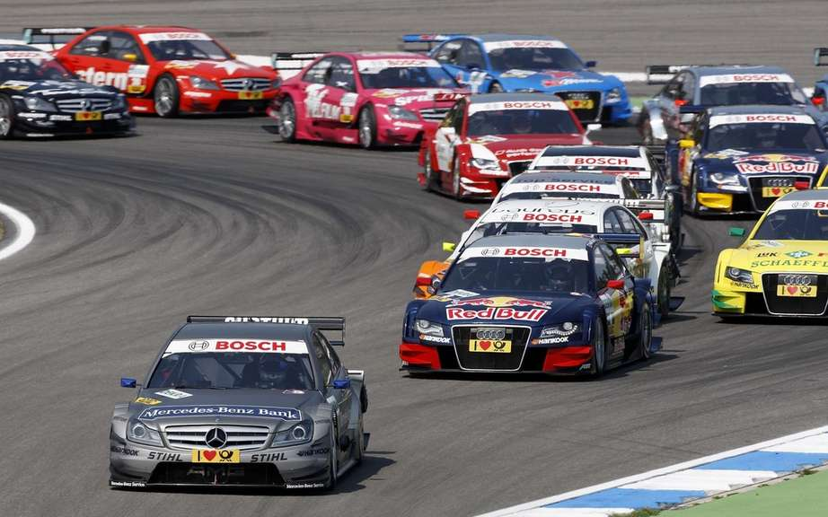 The turn of the DTM series to present its final this weekend