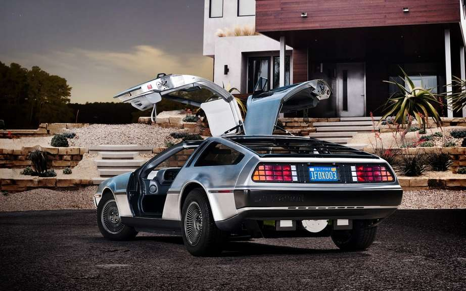 Electric DeLorean: A real back to the future