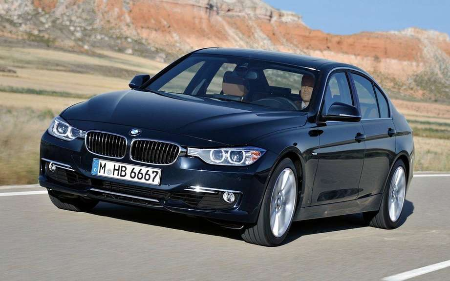 BMW Serie3 2012: Bigger, Lighter and especially more frugal