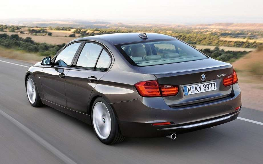 BMW Serie3 2012: Bigger, Lighter and especially more frugal picture #2